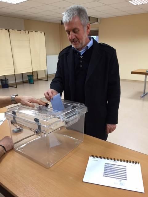 Le bureau de vote est ouvert jusqu 18h mairie de - Bureau de vote ouvert jusqu a quelle heure ...