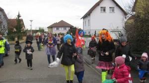 2016 Carnaval défilé des enfants