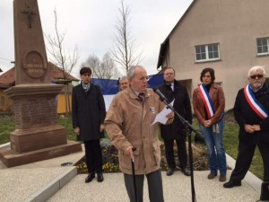 discours président comité cantonal Anciens comb algérie