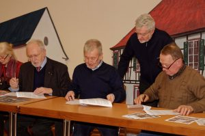 Signature convention à trois